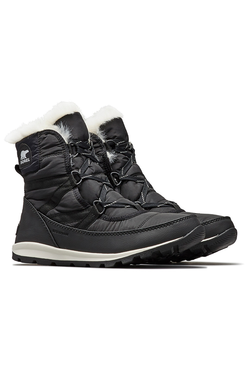 Sorel Whitney Short Lace | Women's | Black | Both