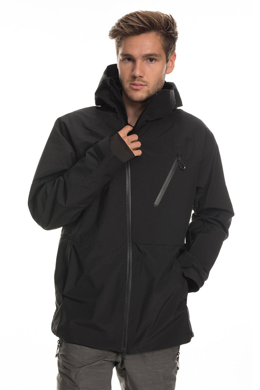686 Hydra Thermagraph Jacket | Men's | Black | Front