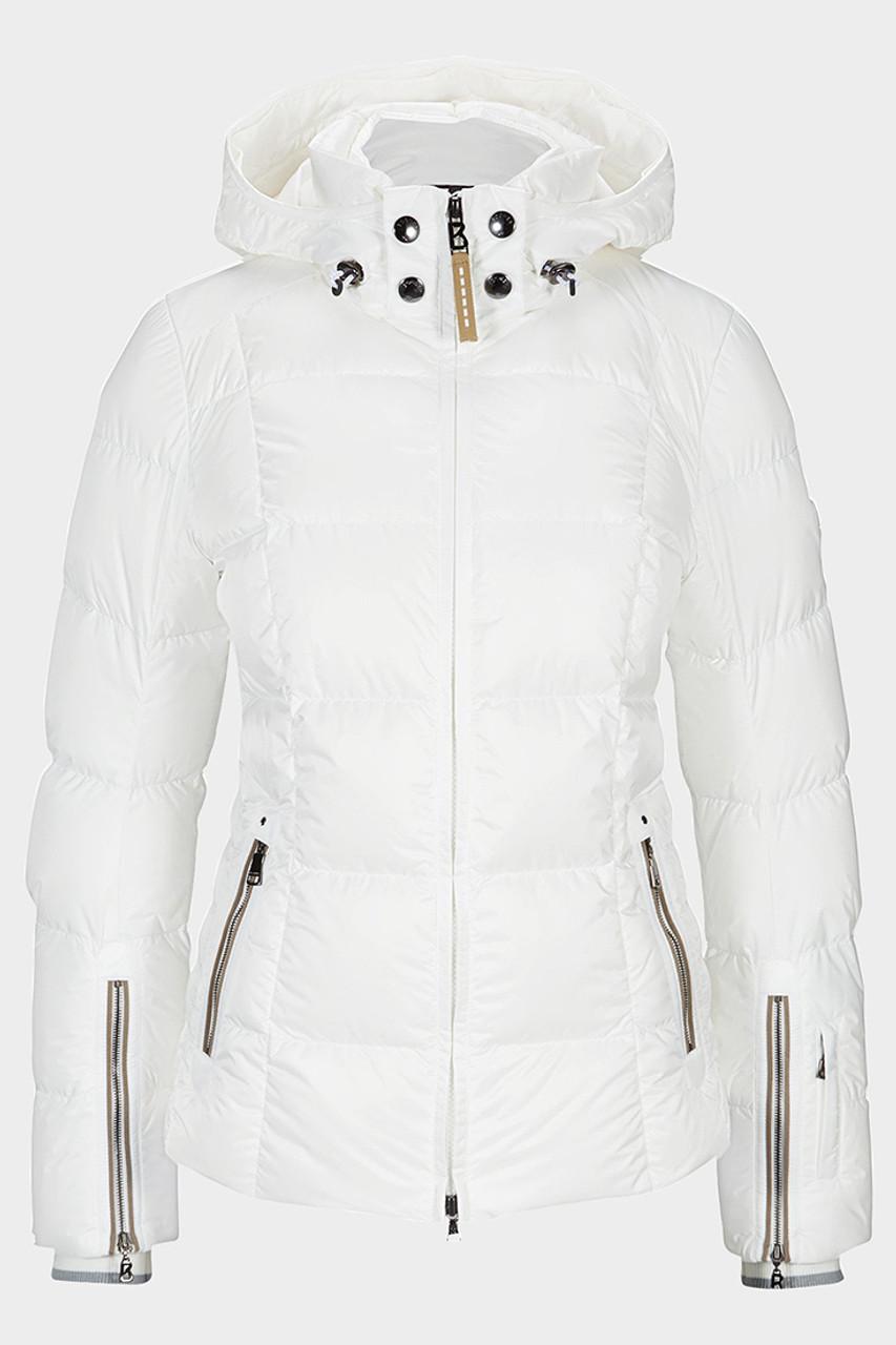 Bogner Sanne-D Jacket   Women's   Off White   Front