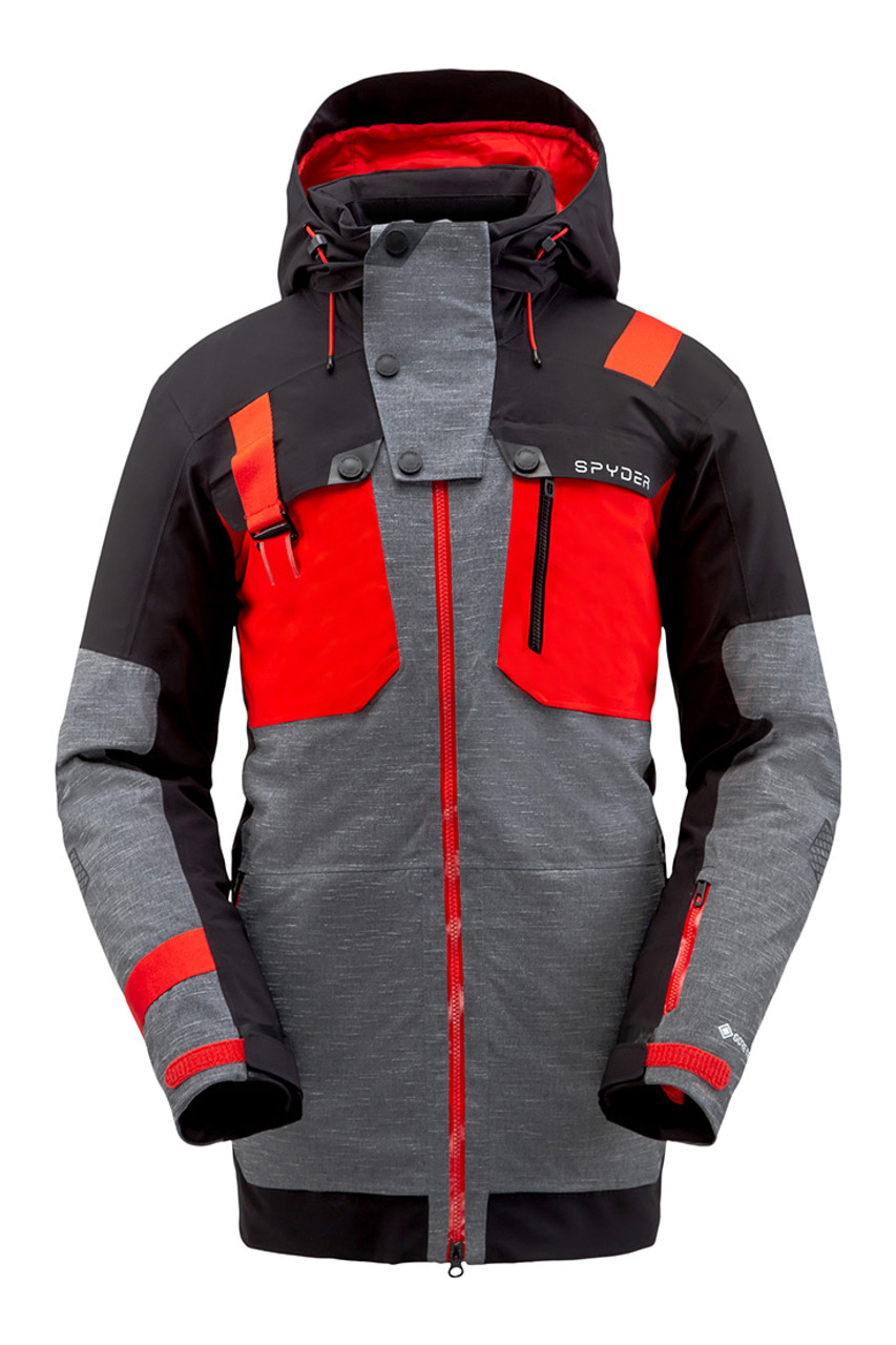Leader GTX LE Jacket Novelty Ebony