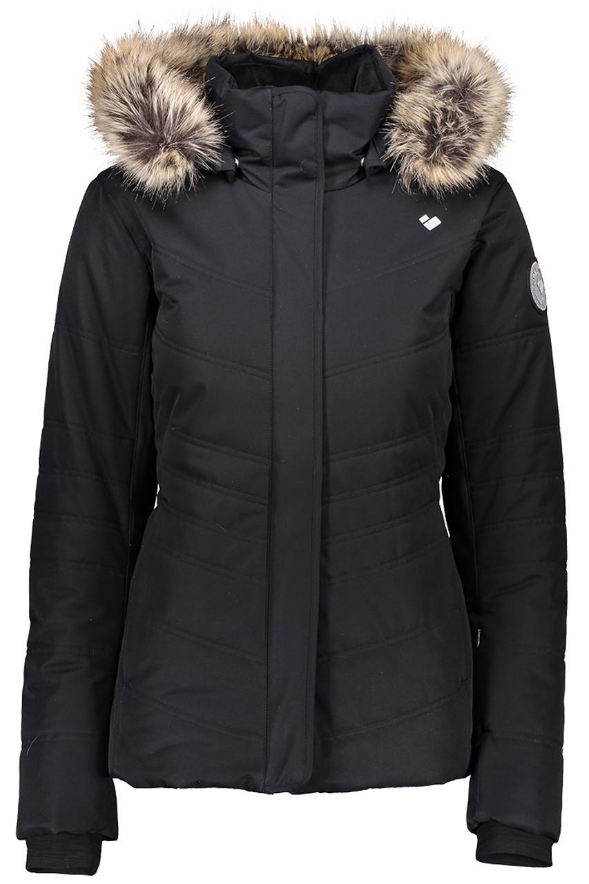Obermeyer Tuscany II Jacket   Women's   Black   Front