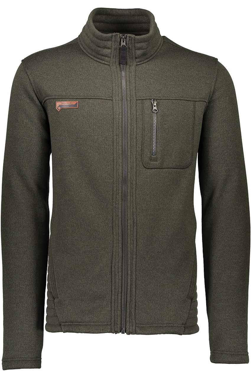 Obermeyer Joshua Fleece | Men's | Off Duty | Front
