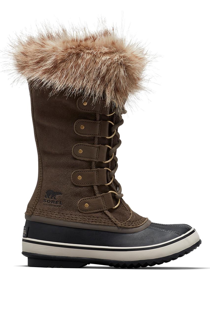 Sorel Joan of Arctic Boot   Women's   Dark Stone
