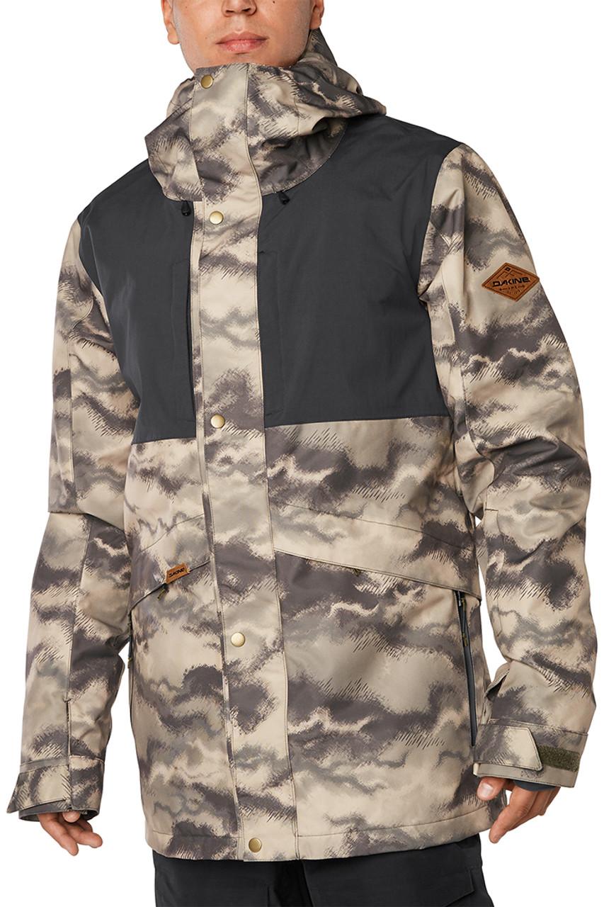 Dakine Wyeast Jacket | Men's | Ashcroft Camo | Front