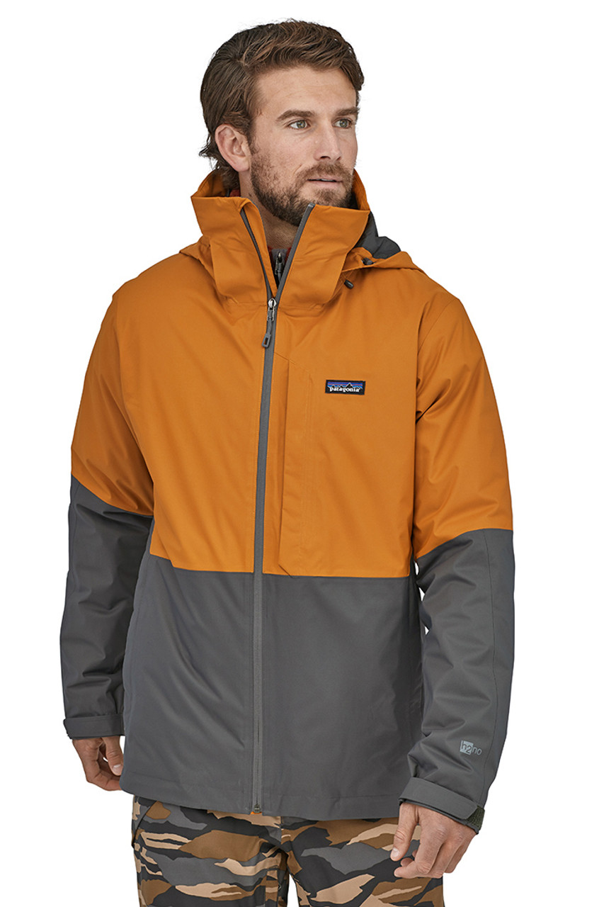 Patagonia 3-in-1 Snowshot Jacket | Men's | Hammonds Gold | Front