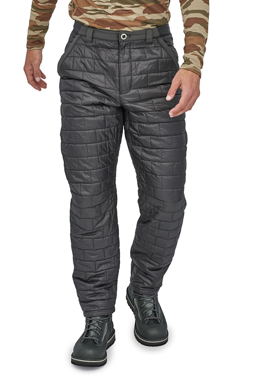 Patagonia Nano Puff Pant | Men's | Forge Grey | Front