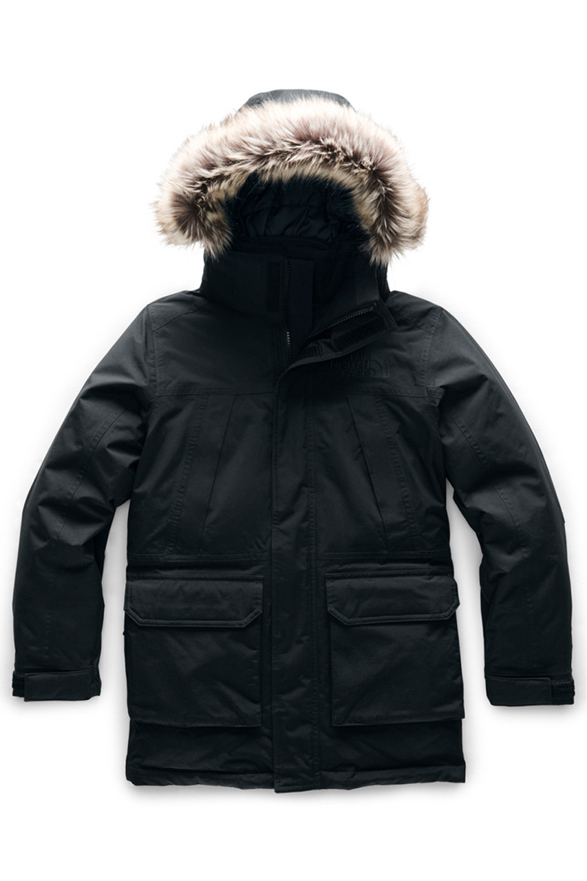 The North Face Unisex McMurdo Down Parka | Youth | TNF Black