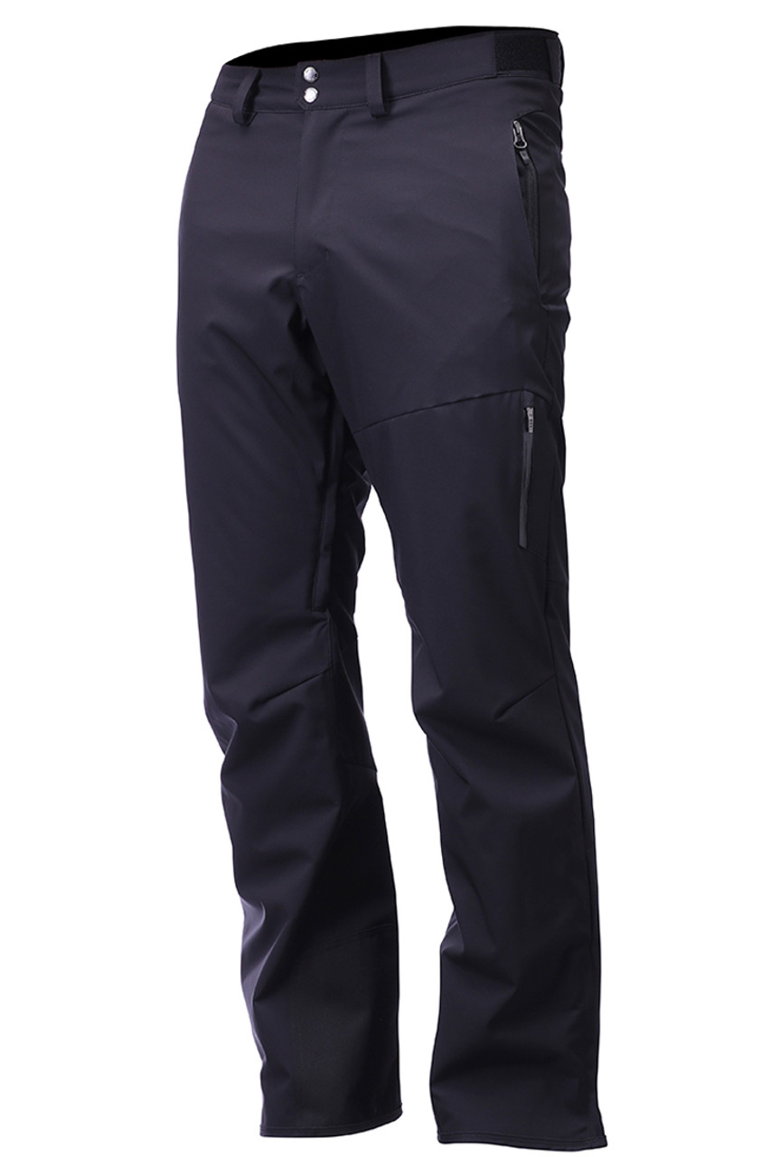 Descente Stock Pant | Men's | Black | Front