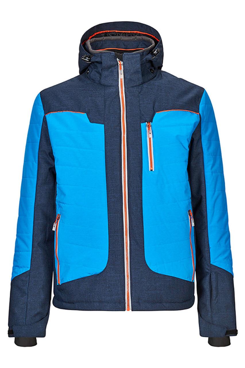 Killtec Blaer Hybrid Jacket | Men's | Sky Blue | Front