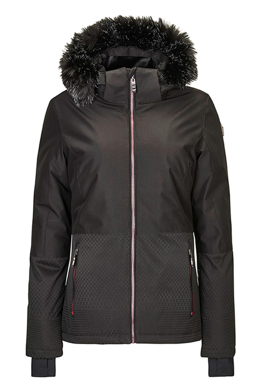 Killtec Kirstin Jacket   Women's   Black   Front
