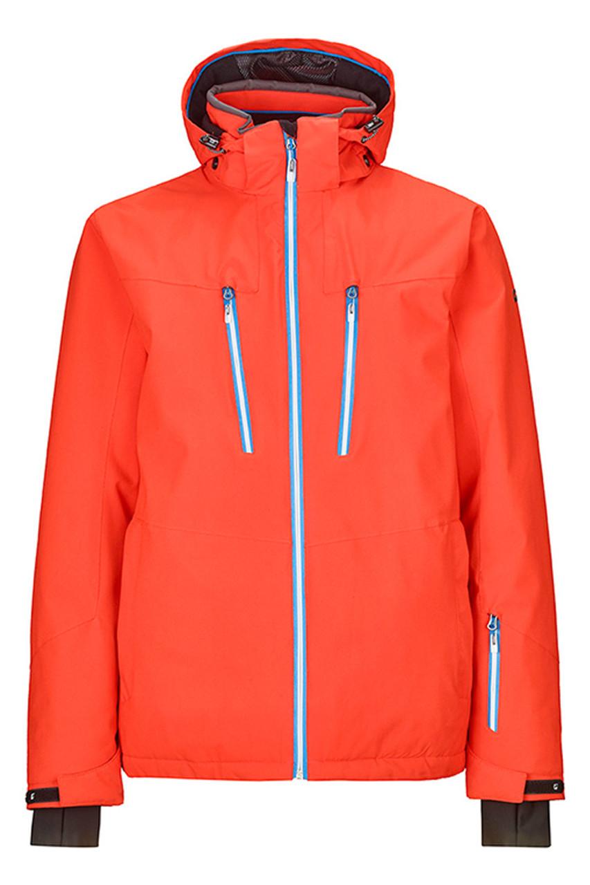 Killtec Aceon Jacket | Men's | Orange | Front