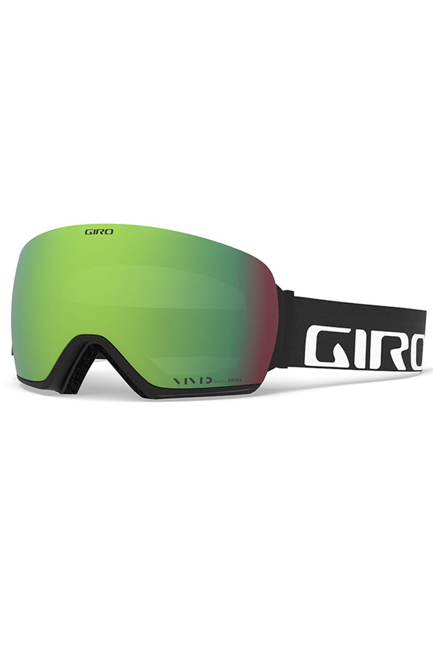 Giro Article Goggle | Adult | Vivid Emerald | Black