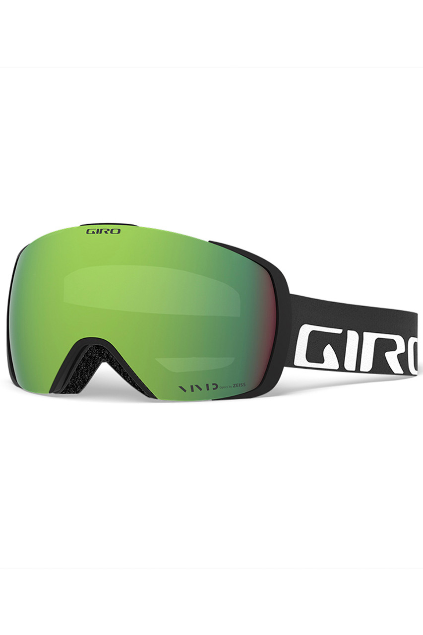 Giro Contact Goggle | Adult | Vivid Emerald | Black