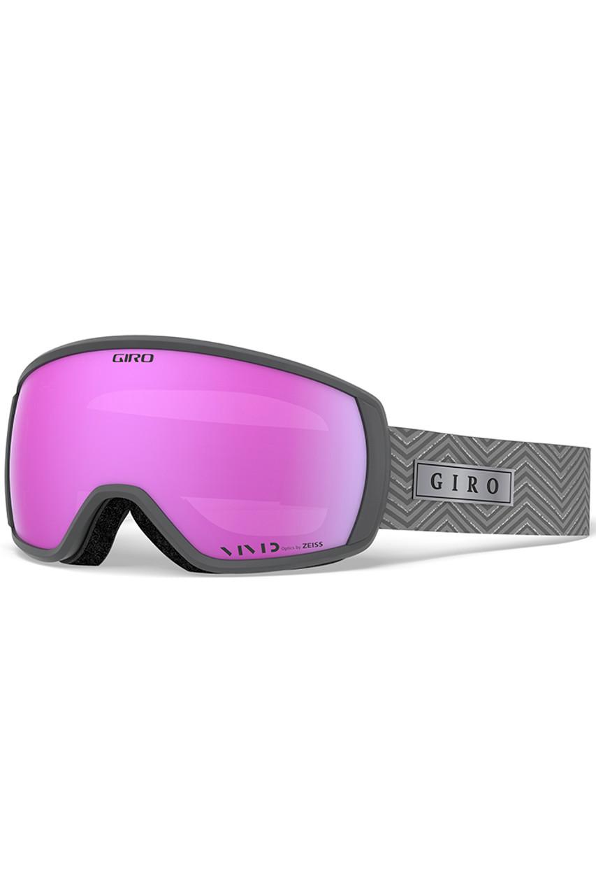 Giro Facet Goggle   Adult   Vivid Pink   Titanium