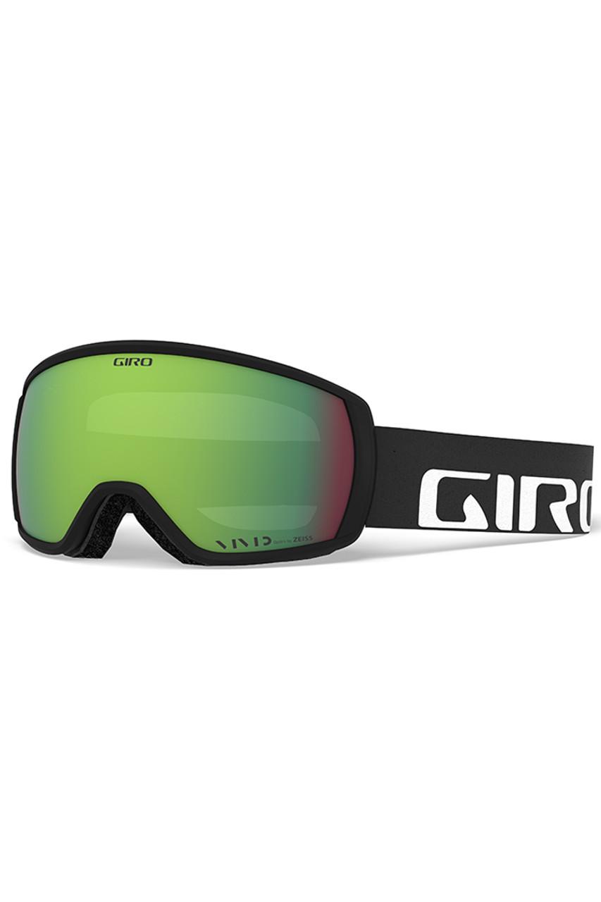 Giro Balance Goggle | Adult | Vivid Emerald | Black