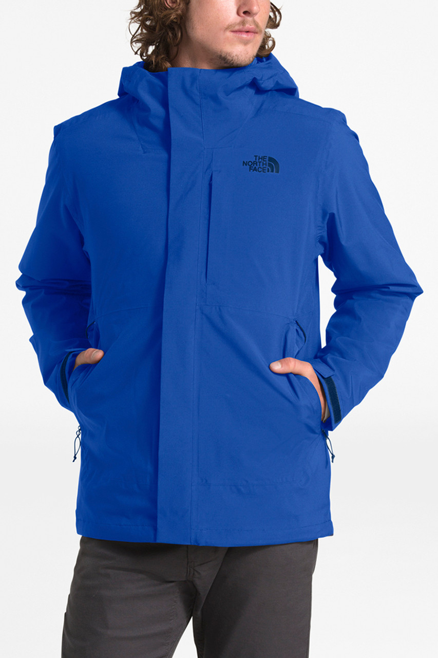 The North Face Carto Triclimate Jacket | Men's | Flag Blue | Front