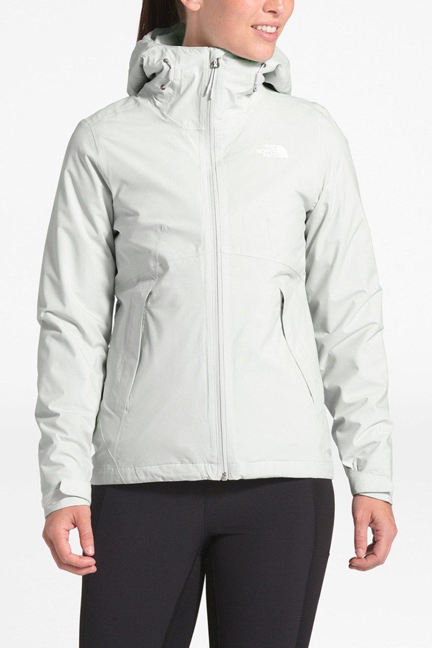 The North Face Carto Triclimate Jacket | Women's | Tin Grey | Front