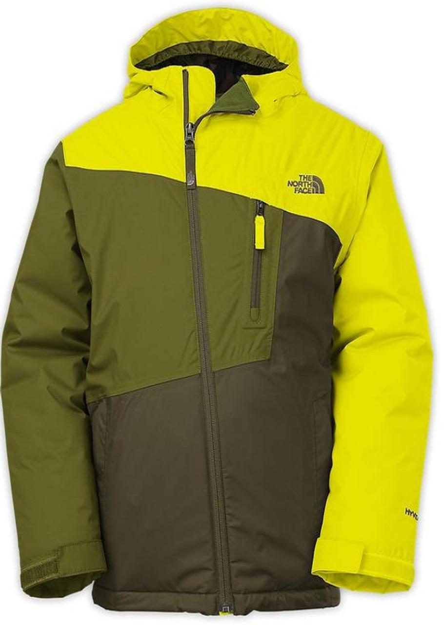 21200006c The North Face Gonzo Ski Jacket | Boy's