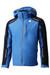 Descente Challenger Ski Jacket | Men's | DWMMGK20B | 6093 | Airway Blue/ Black | Front
