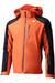 Descente Challenger Ski Jacket | Men's | DWMMGK20B | 3593 | Blaze Orange/ Black | Front