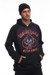 686 Motorhead Bonded Fleece Pullover |Men's | L8WCST0219 | Black | Full