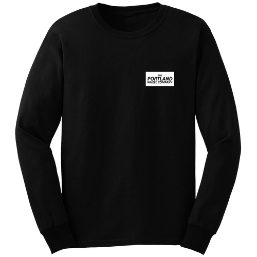 Rectangle Logo Long Sleeve