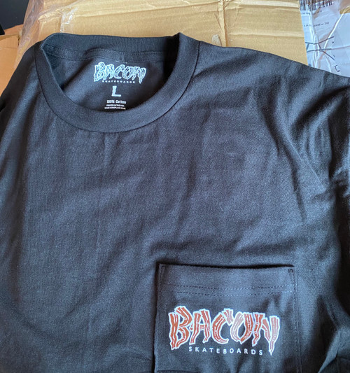 Bacon Pocket T
