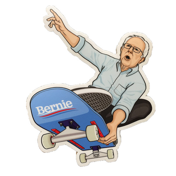 Bernie Shreds