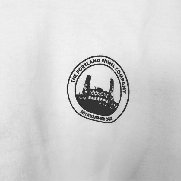 Badge White T-Shirt