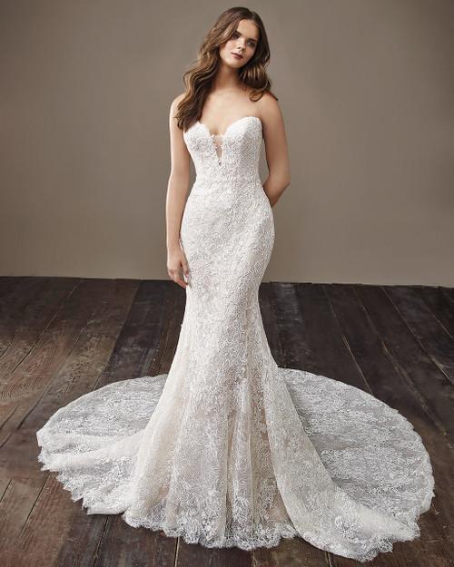 Ivory Bijou Bridal Gown