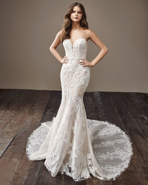 Ivory Bobbi Bridal Gown