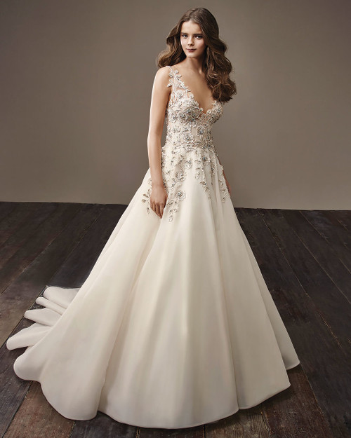 Ivory Brooke Bridal Gown