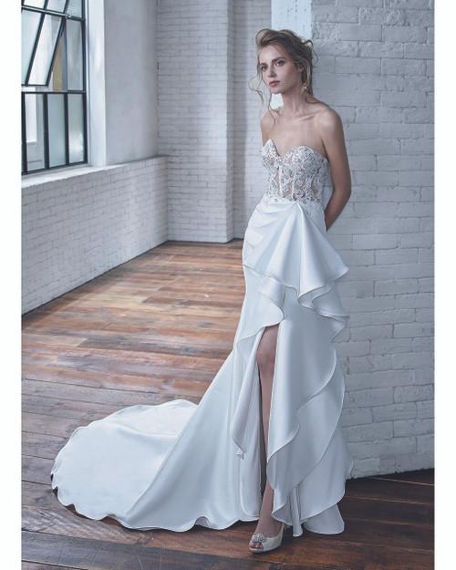 Ivory Carmela Bridal Gown Front