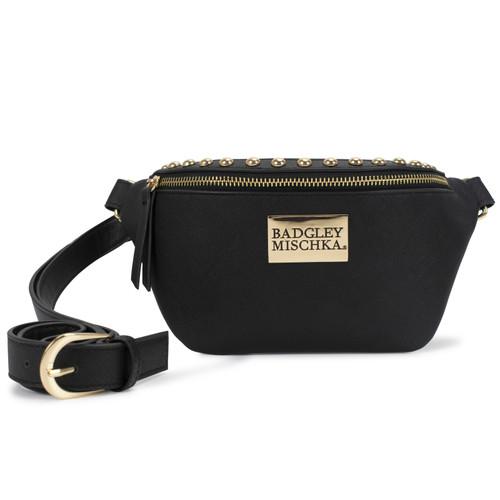 Bridgette Vegan Leather Belt Bag Front