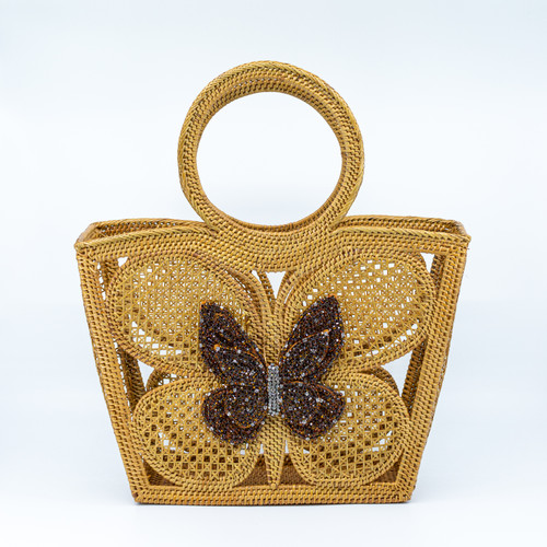 Brown Butterfly Front