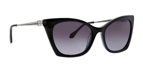 Black Dia Sunglasses Front Side