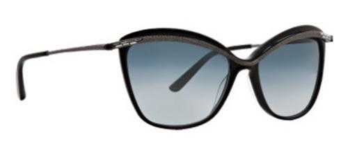 Black Jacquelyn Sunglasses
