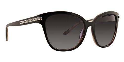 Black Monique Sunglasses