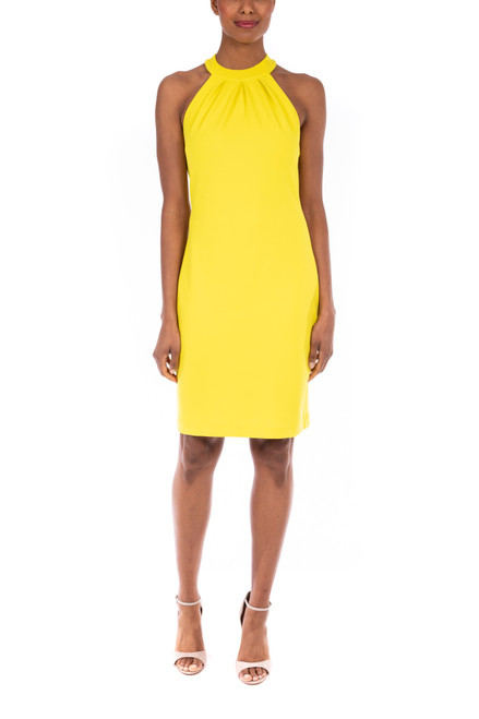 Citron Bunny Dress Front