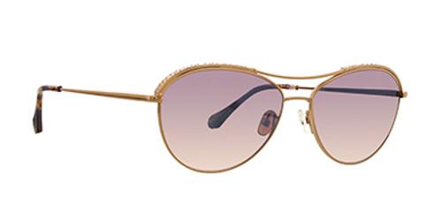 Bronze Mia Sunglasses Front Side