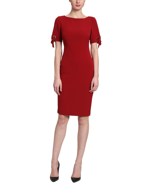 Ruby Odessa Tie Sleeve Dress front