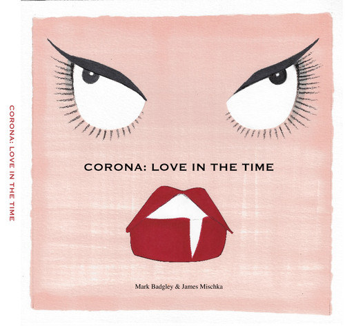 Corona Book Cover Front