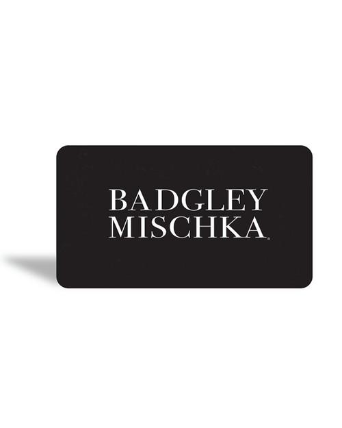 Badgley Mischka Online Gift Card