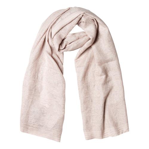 Ballet Pink Paisley Texture Wrap