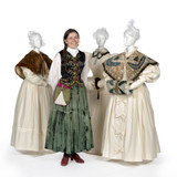 Meet our new team member and her  love of historical costuming