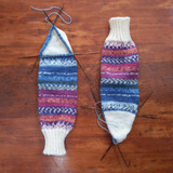 Scrap socks - a serious study