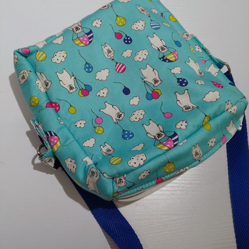 SEWING: NEXT STEP - MAKE A CROSSBODY BAG (9 years+)