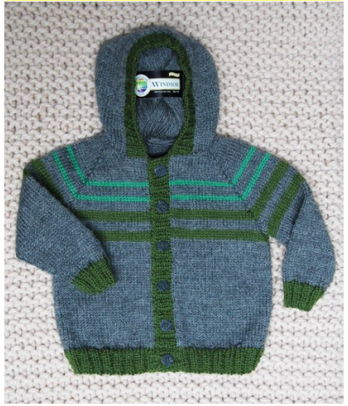 Countrywide: Windsor Child's DK Hoodie
