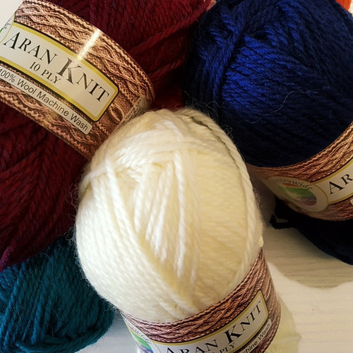 Countrywide: Aran Knit 10ply