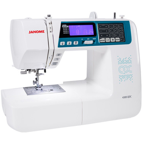 Janome 4300QDC